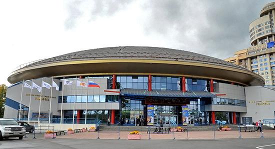 Дворец игровых видов спорта концертный фото екатеринбург