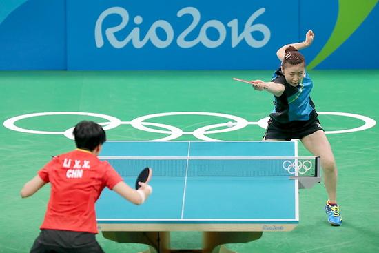 совсем недавно соревнования по настольному теннису на олимпиаде в рио-2016 лекарств